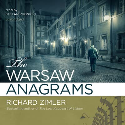 The Warsaw Anagrams by Richard Zimler audiobook