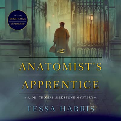 The Anatomist's Apprentice by Tessa Harris audiobook