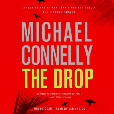 The Drop by Michael Connelly audiobook