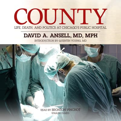 County by David A. Ansell audiobook