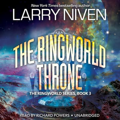 The Ringworld Throne by Larry Niven audiobook