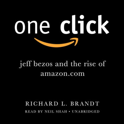 One Click by Richard L. Brandt audiobook
