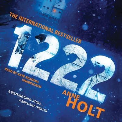 1222 by Anne Holt audiobook