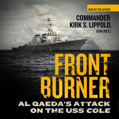 Front Burner by Kirk S. Lippold audiobook
