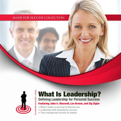 What Is Leadership? by Made for Success audiobook