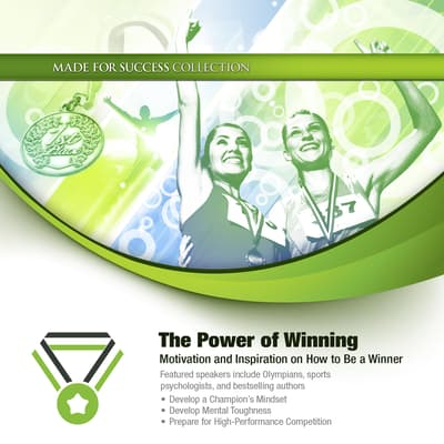 The Power of Winning by Made for Success audiobook