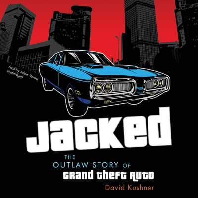 Jacked by David Kushner audiobook