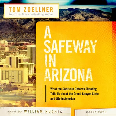 A Safeway in Arizona by Tom Zoellner audiobook