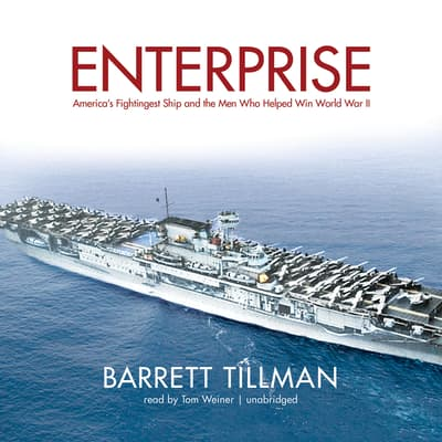 Enterprise by Barrett Tillman audiobook