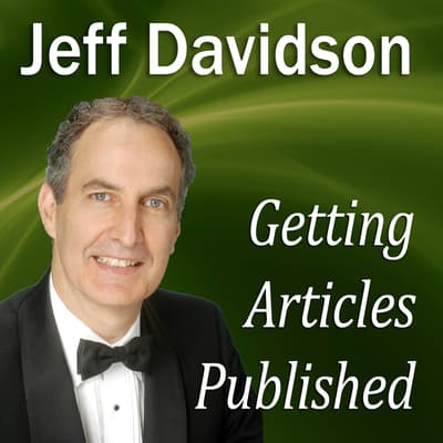 Getting Articles Published by Made for Success audiobook