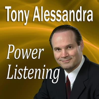 Power Listening by Made for Success audiobook