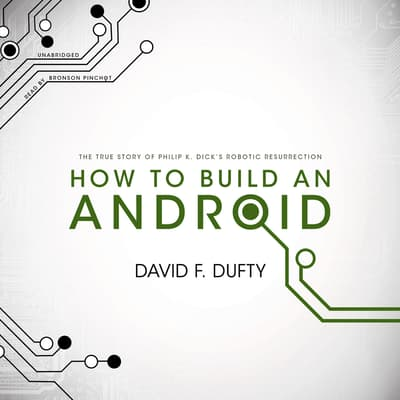 How to Build an Android by David F. Dufty audiobook