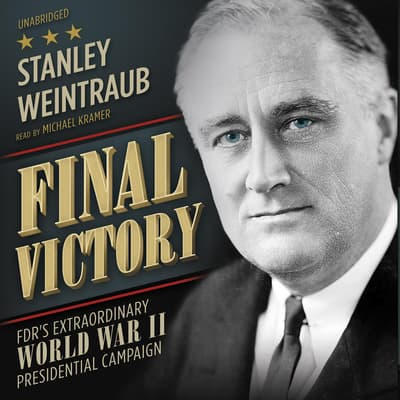 Final Victory by Stanley Weintraub audiobook