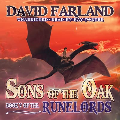 Sons of the Oak by David Farland audiobook