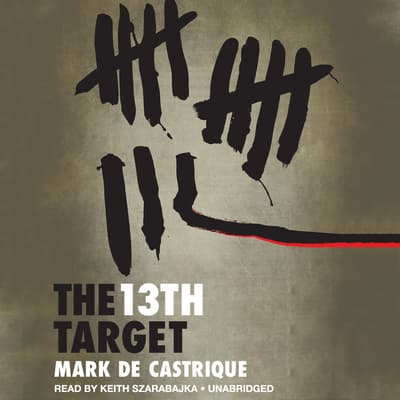 The 13th Target by Mark de Castrique audiobook