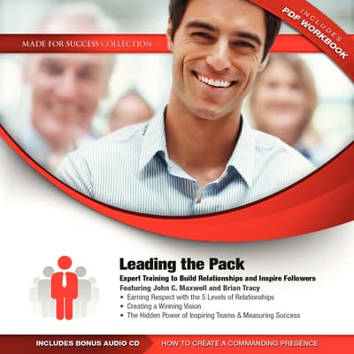 Leading the Pack by Made for Success audiobook