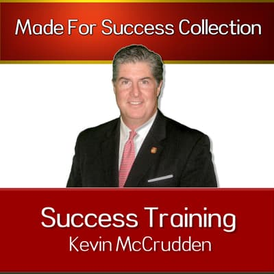 Success Training by Kevin L. McCrudden audiobook