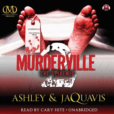 Murderville 2 by Ashley & JaQuavis audiobook