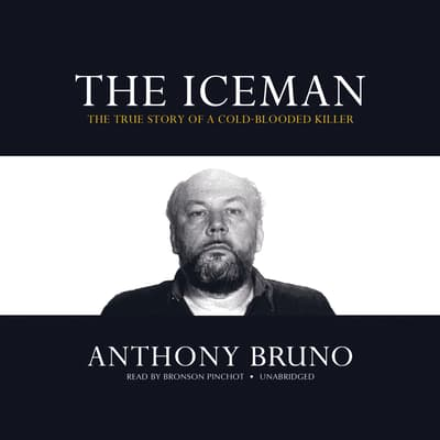 The Iceman by Anthony Bruno audiobook