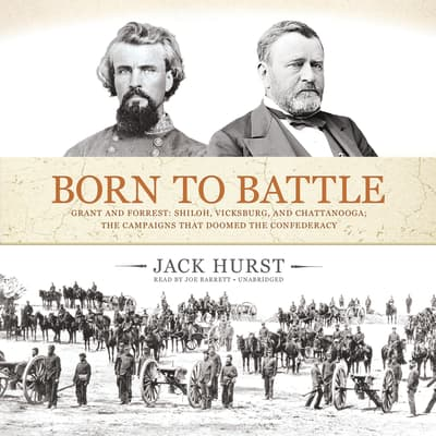 Born to Battle by Jack Hurst audiobook