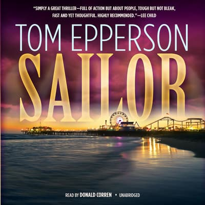 Sailor by Tom Epperson audiobook