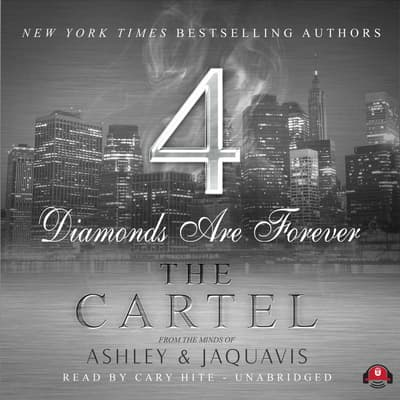 The Cartel 4 by Ashley & JaQuavis audiobook