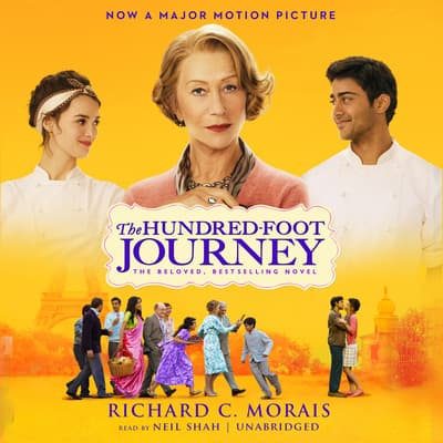 The Hundred-Foot Journey by Richard C. Morais audiobook