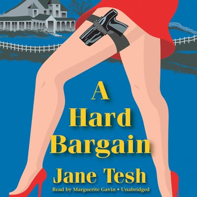 A Hard Bargain by Jane Tesh audiobook