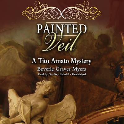 Painted Veil by Beverle Graves Myers audiobook