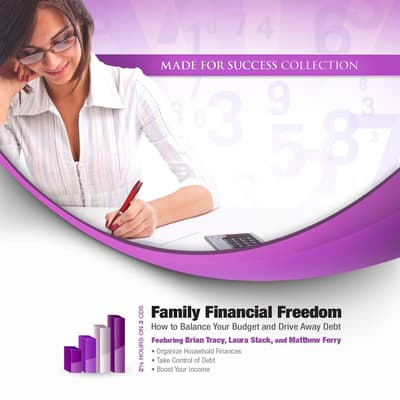 Family Financial Freedom by Laura Stack audiobook