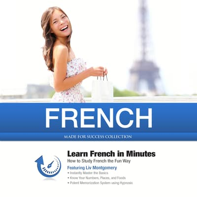 French in Minutes by Made for Success audiobook