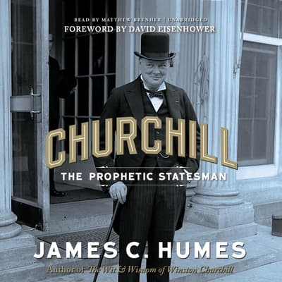 Churchill by James C. Humes audiobook