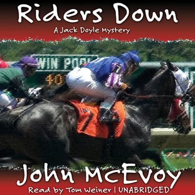 Riders Down by John McEvoy audiobook