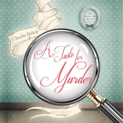 A Taste for Murder by Claudia Bishop audiobook