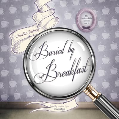 Buried by Breakfast by Claudia Bishop audiobook