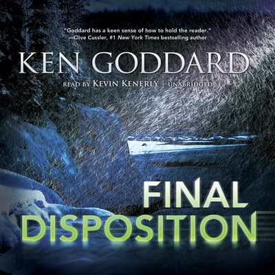 Final Disposition by Ken Goddard audiobook
