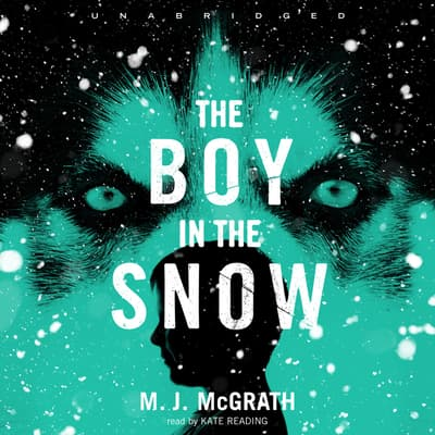 The Boy in the Snow by M. J. McGrath audiobook