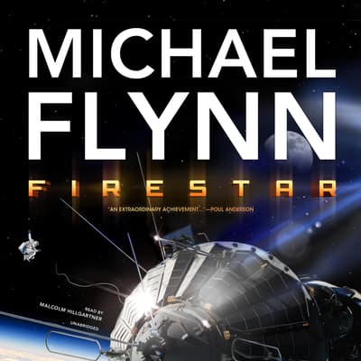 Firestar by Michael Flynn audiobook