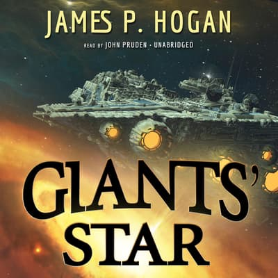 Giants' Star by James P. Hogan audiobook