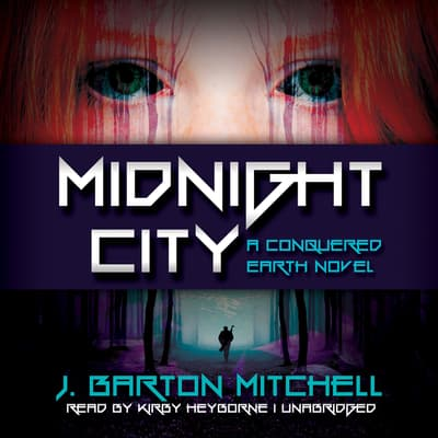 Midnight City by J. Barton Mitchell audiobook