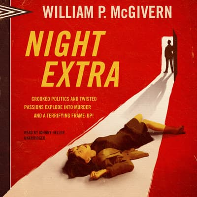 Night Extra by William P. McGivern audiobook