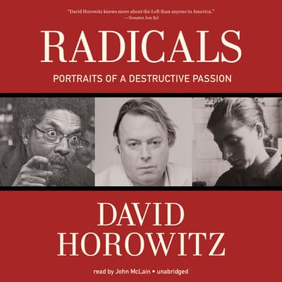 Radicals by David Horowitz audiobook