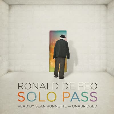 Solo Pass by Ronald De Feo audiobook