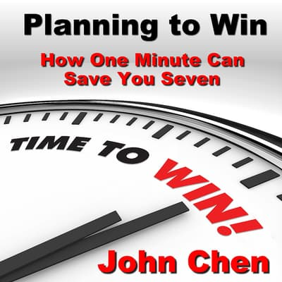 Planning to Win by John Chen audiobook