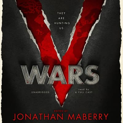 V Wars by Jonathan Maberry audiobook