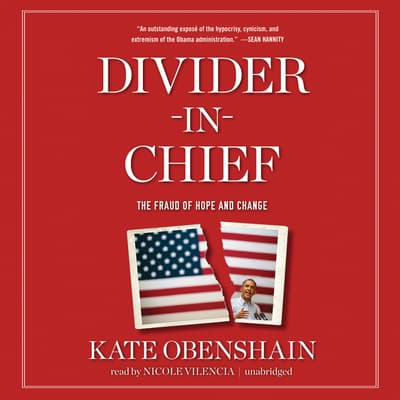 Divider-in-Chief by Kate Obenshain audiobook
