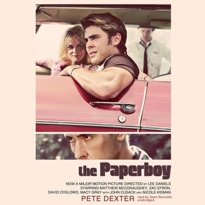The Paperboy by Pete Dexter audiobook