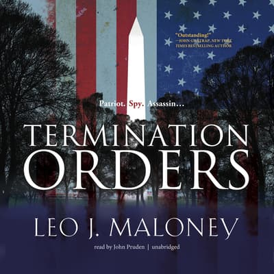 Termination Orders by Leo J. Maloney audiobook