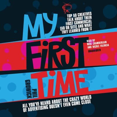 My First Time by Phil Growick audiobook