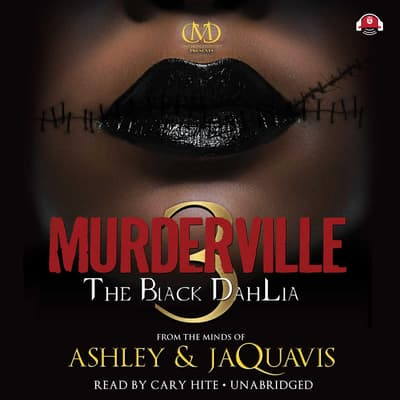 Murderville 3 by Ashley & JaQuavis audiobook